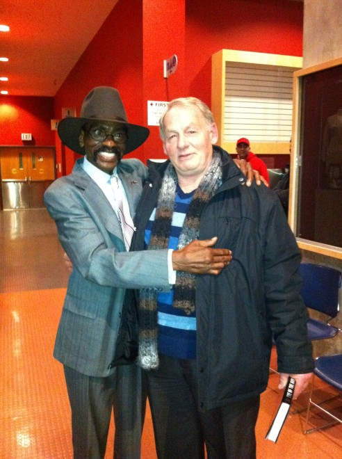 Ivan Henry and Rubin Carter